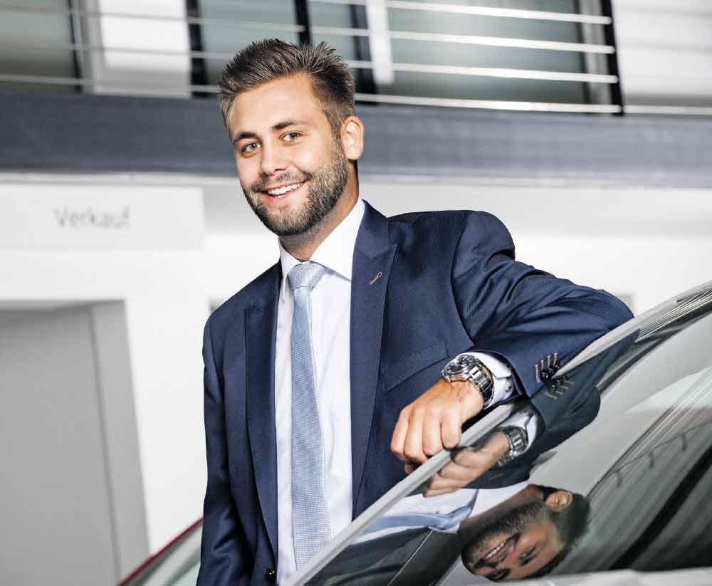 Autohaus Zander, SKODA, Karriere, Job, Automobilverkäufer