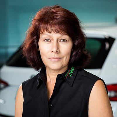 Autohaus Zander, SKODA, Team, Mitarbeiter, Ansprechpartner, Otterskirchen, Silvia Zander
